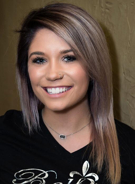 SARA MUNSON : LEVEL 1 HAIR TECHNICIAN