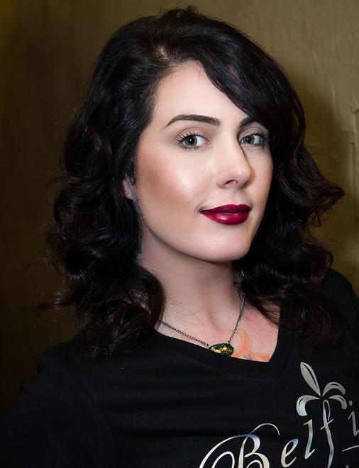 SCARLETT SMITH : LEVEL 2 HAIR TECHNICIAN
